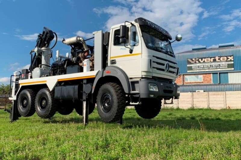 Vertex Drill rigs VERTEX POWERSTAR DRILL TRUCKNEW 2020