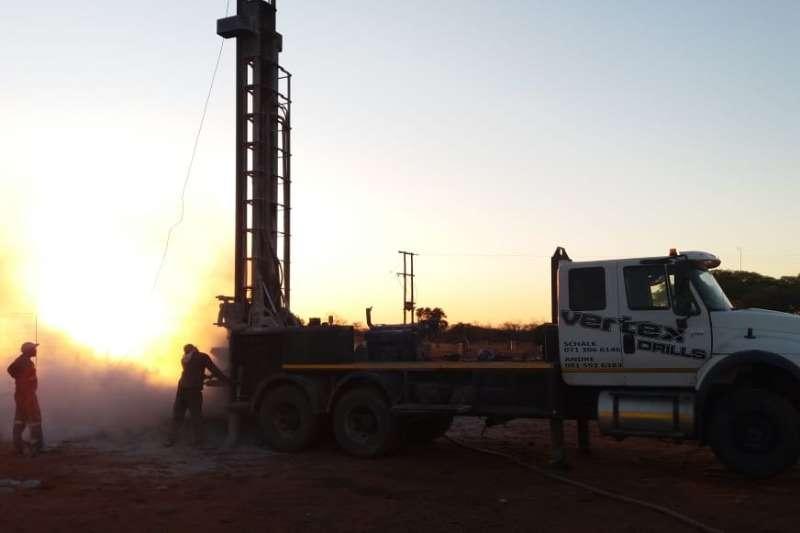 Vertex Drill rigs VX Drill Rig 2019