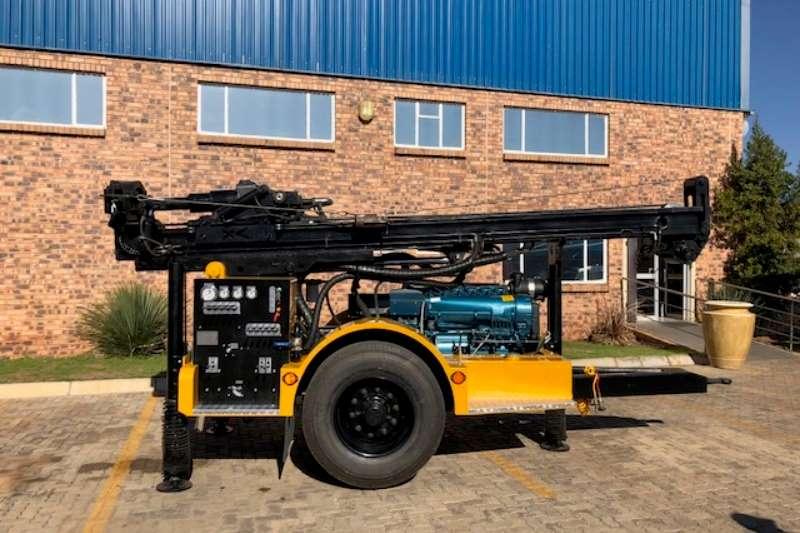 Vertex Drill rigs VX Trailer Drawn Drill Rig 2019