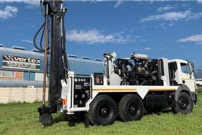 Vertex VX   Vertex Dual Purpose Water & Pole Drill Rig Drill rigs