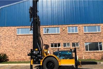 Vertex VX   Vertex Trailer Mounted Drilling Machine Range Drill rigs