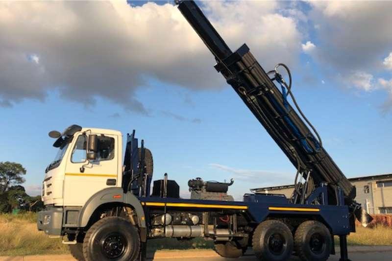 Vertex VX   Vertex WATER DRILL RIG MACHINE Drill rigs