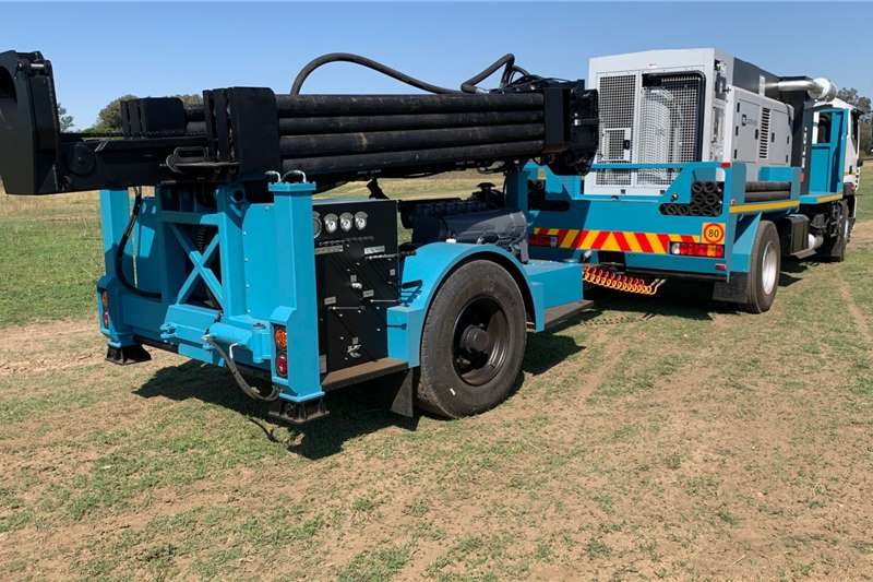 Vertex VX   Water Borehole Drilling Machine Drill rigs