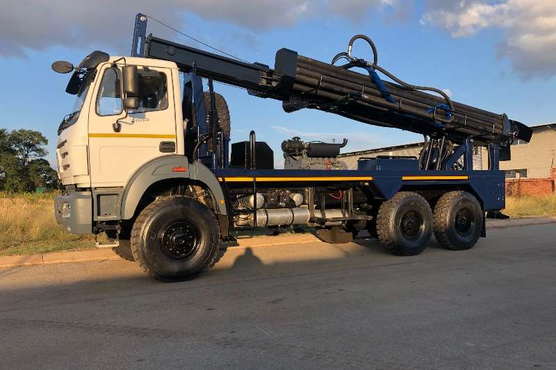 Vertex Drill rigs VX2000 POWERSTAR TRUCK NEW 2019
