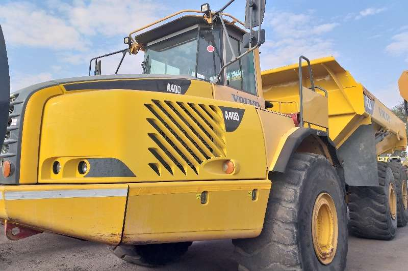 Volvo ADTs 2006 Volvo A40D 6x6 ADT 2006