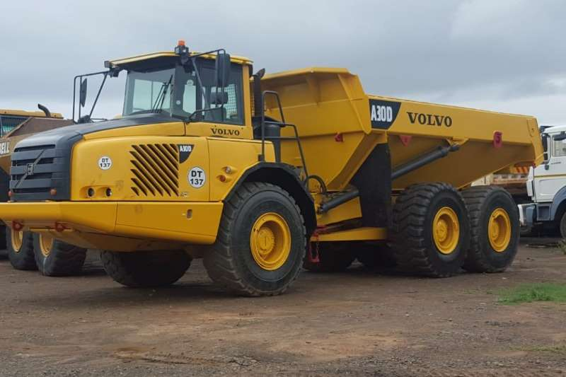Volvo ADTs A30D 2008