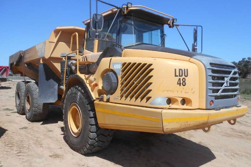 Volvo ADTs Volvo A30D 2008
