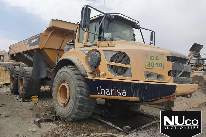 Volvo ADTs VOLVO A40F ADT (NON RUNNER) 2013