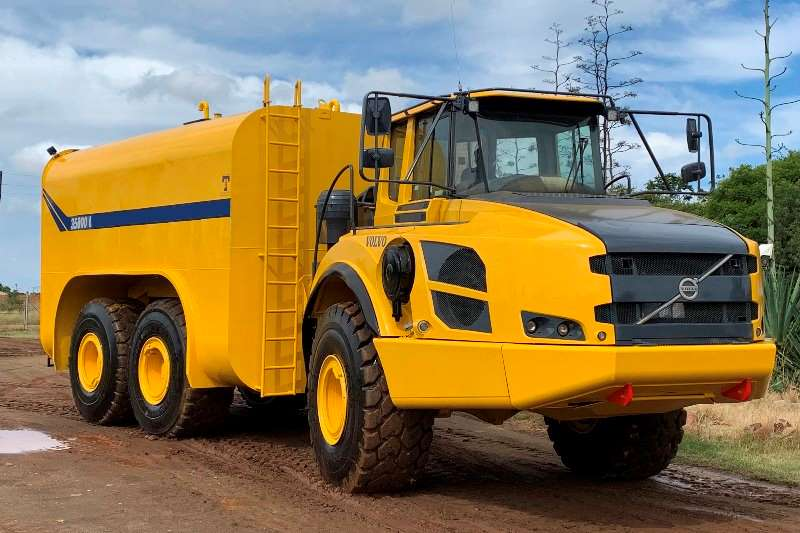 Volvo ADTs Volvo A40G 35000L Water Tankers 2019