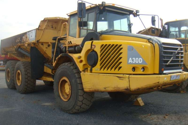 Volvo Dumpers A30D 2003