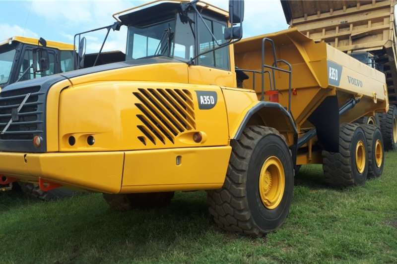 Volvo Dumpers A35D 2007