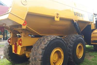 Volvo A35D Dumpers