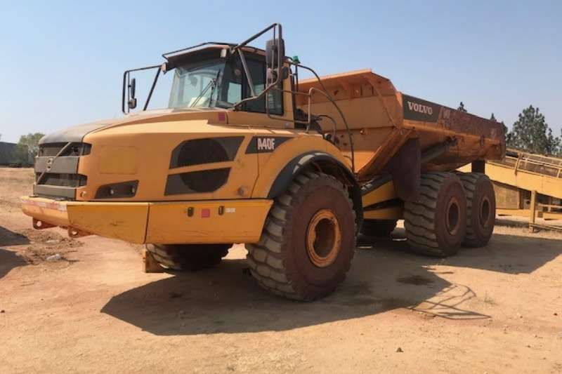 Volvo Dumpers A40F 2011