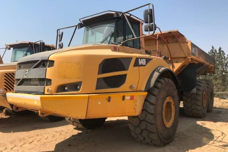 Volvo Dumpers A40F 2012