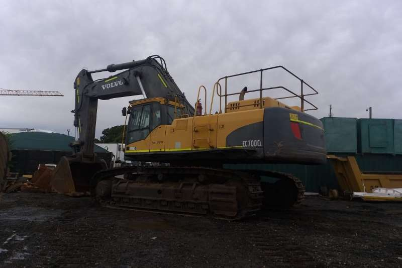 Volvo 70 ton EC700CL Excavators