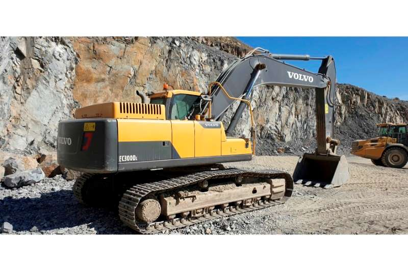 Volvo Excavators EC300DL 2015