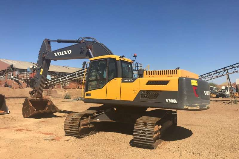Volvo Excavators EC300DL 2016