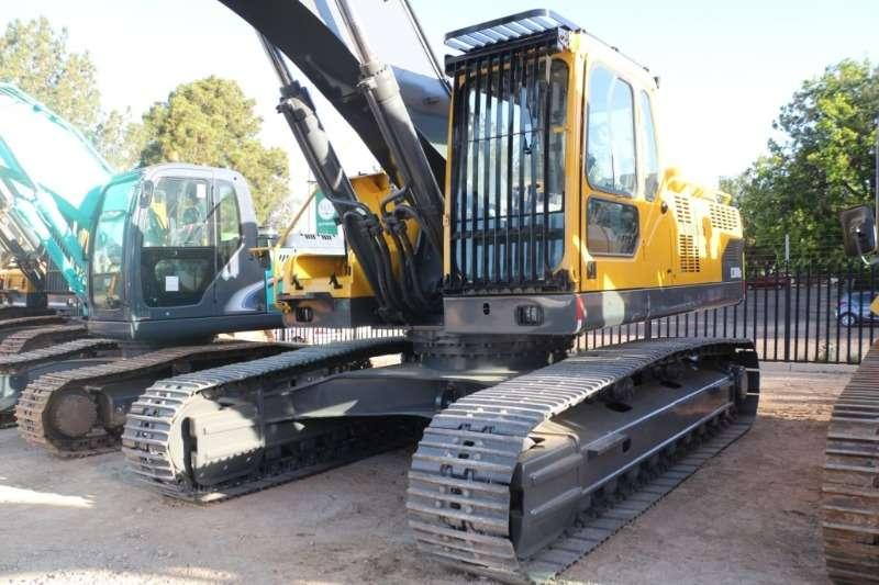Volvo Excavators EC360BLC Excavator 2008