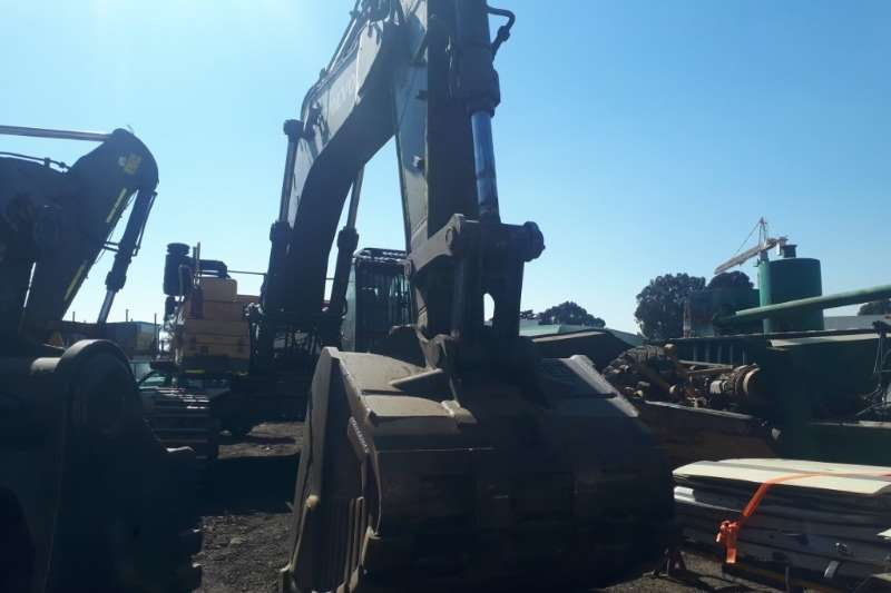 Volvo Excavators Machinery for sale in South Africa on Truck