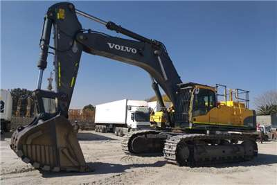 Volvo EC700CL Excavators