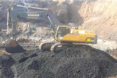 Volvo EC750 (75t) (View by appointment only) Excavators