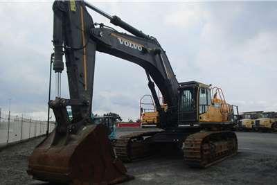 Volvo EC750DL Excavators