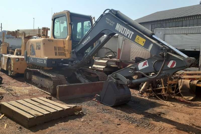 Volvo Volvo EC55B 5 Ton Excavator Excavators