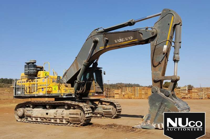 Volvo Excavators VOLVO EC700BLC EXCAVATOR