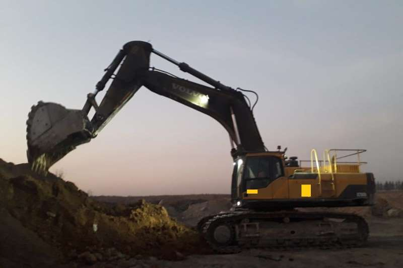 Volvo Excavators Volvo EC750DL 2017