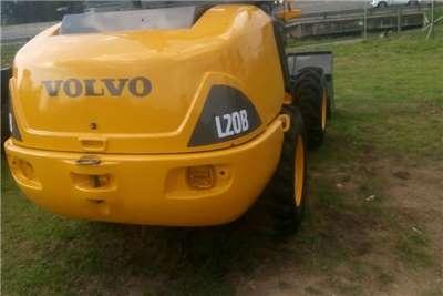 Volvo L20B FELs