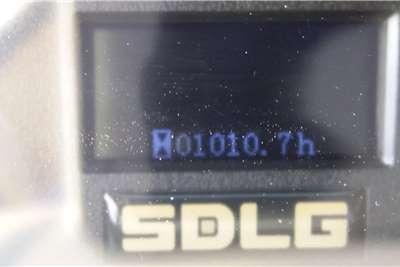 Volvo SDLG 958 Wheel Loader Loaders