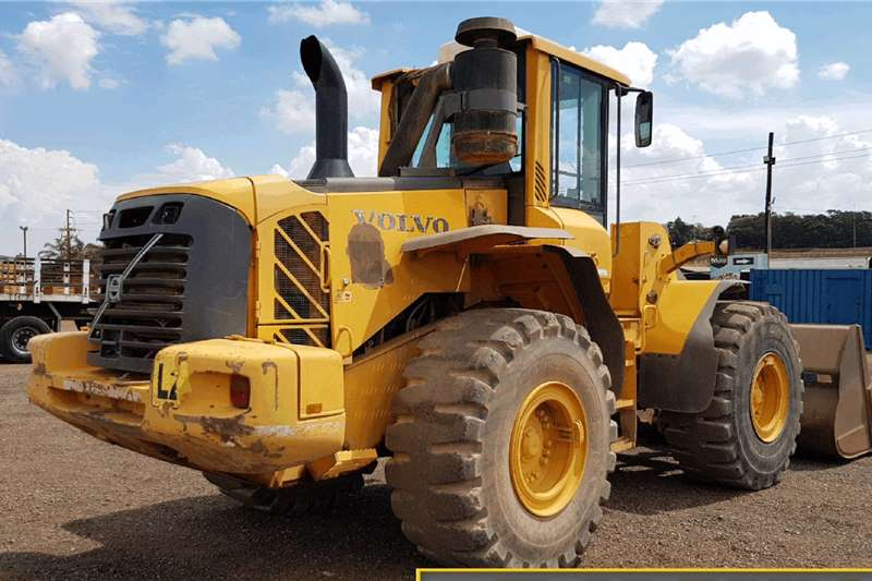 Volvo VOLVO L120F FRONT END LOADER Loaders