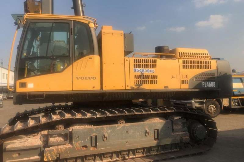Volvo Pipelayer PL4608 2011
