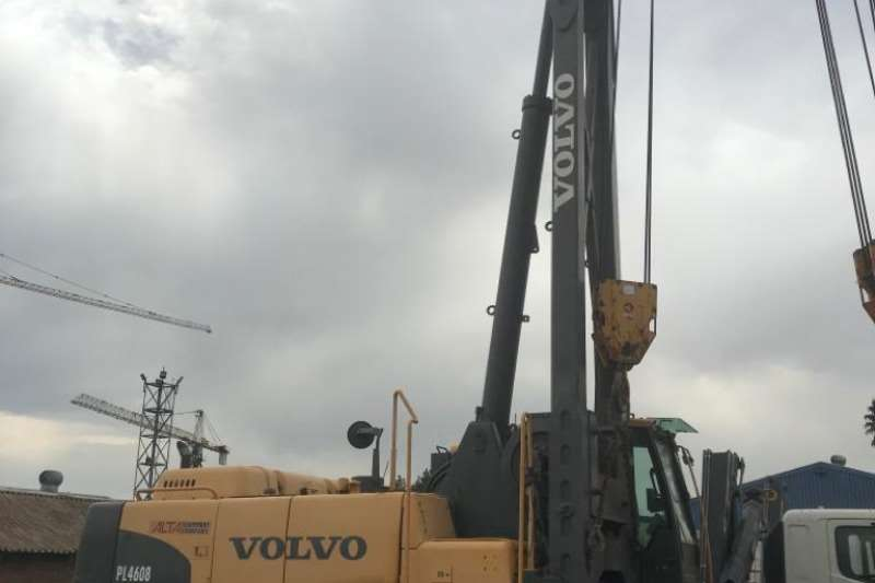 Volvo Pipelayer VOLVO PL4608 PIPELAYER 2013