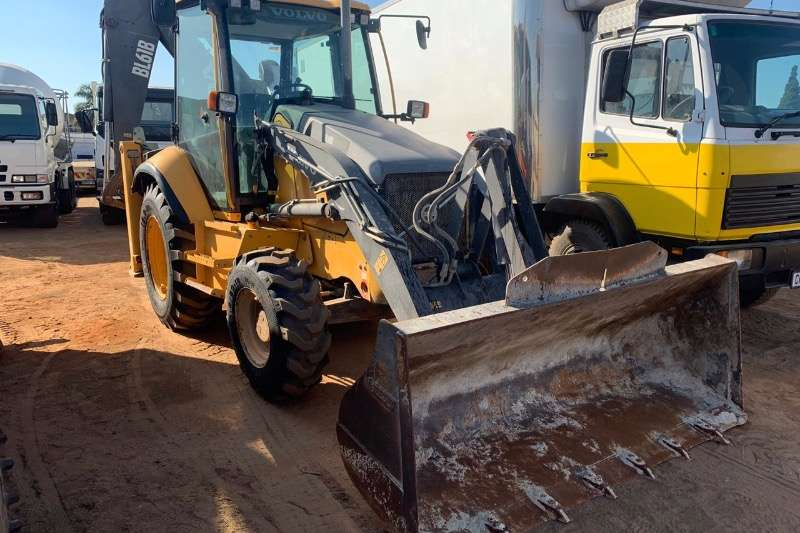 Volvo TLBs Construction BL61 4X4 2014