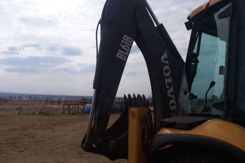 Volvo Farming BL61B TLBs