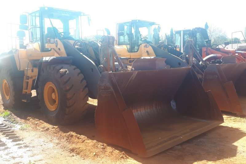 Volvo Wheel loader 150G Front End Loader 2015