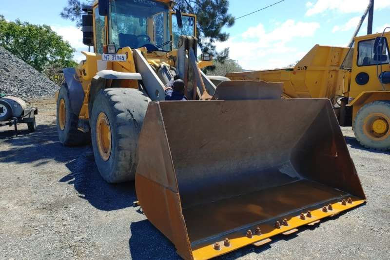 Volvo Wheel Loader L120E