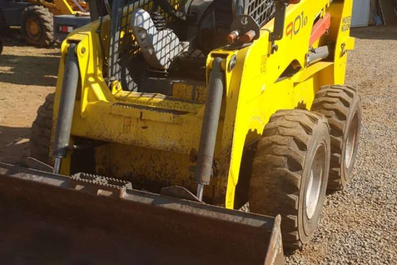 Wacker Neuson Skidsteer loader Construction 901S Bobcat Skid Steer 2020