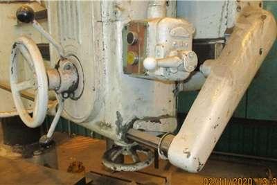 WAHA Heavy Duty Radial Drill Drill