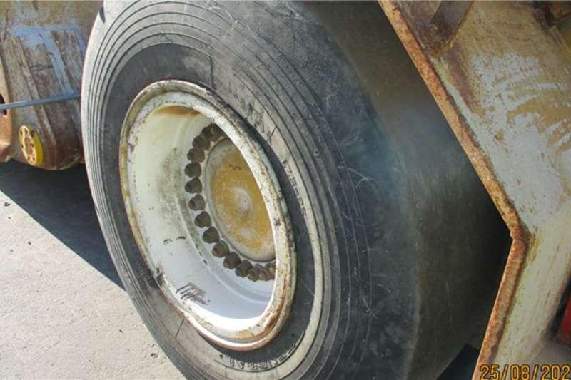 WAHA Load Haul Dumper Dump truck