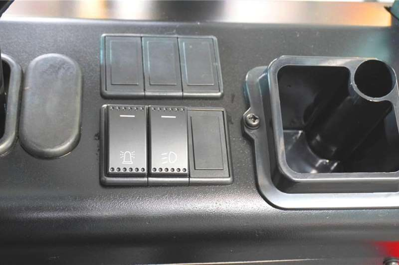 WAHA Diesel forklift Maximal 3.5 Ton 2WD Diesel ForkliftFD35T Forklifts