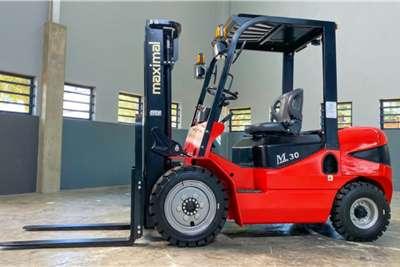 WAHA Diesel forklift Maximal3 Ton / 2 Stage Forklifts