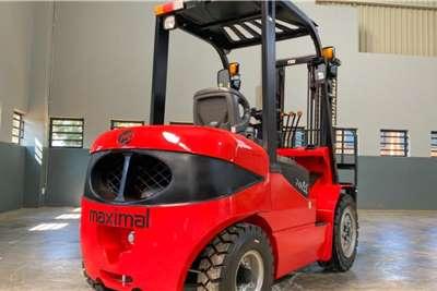 WAHA Diesel forklift Maximal3 Ton / 2 Stage Forklift Forklifts