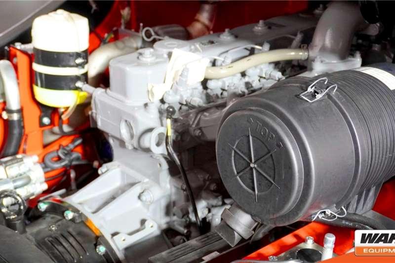 WAHA Diesel forklift Maximal 7 Ton Diesel ForkliftFD70T Forklifts