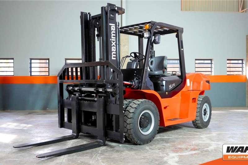 WAHA Forklifts Diesel forklift Maximal 7 Ton Diesel ForkliftFD70T