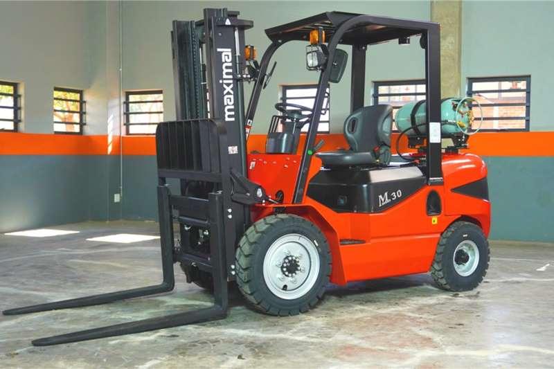 WAHA Forklifts LP gas Maximal3 Ton LPG / Petrol ForkliftFGL30T