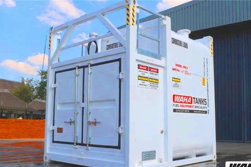 WAHA Fuel tankers 12,000 Litre Self Bunded 2020