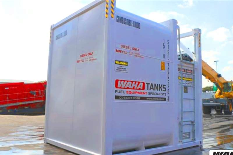 WAHA 12,000 Litre Self Bunded Fuel tankers