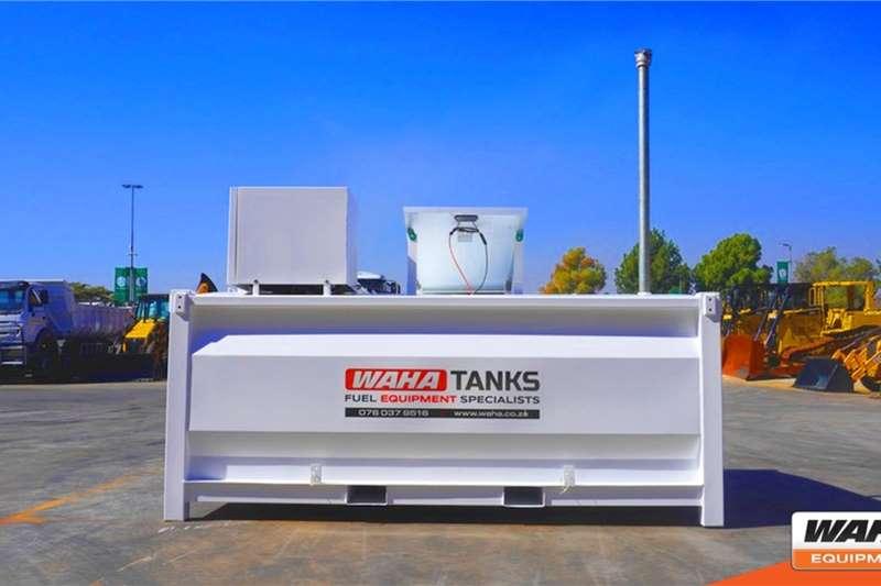 WAHA 4,500 Litre Self Bunded Fuel tankers
